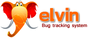ElvinBTS - Open-source bug tracking system